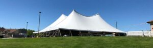 100' x 90' Pole Tent