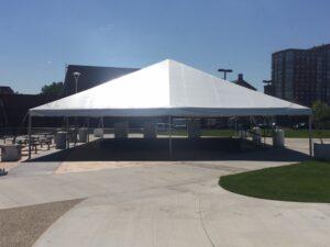 Detroit Frame Tents