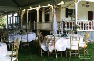 Wedding tent rentals detroit
